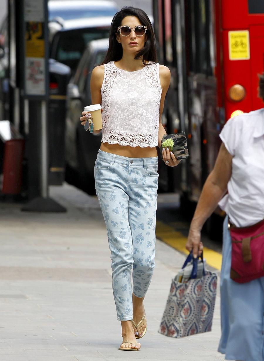 Top Celebrity Inspired Street Style Trends