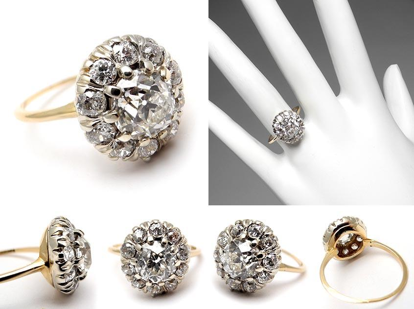 Fancy Treating Yourself After Christmas? Buy Yourself An Antique Ring!